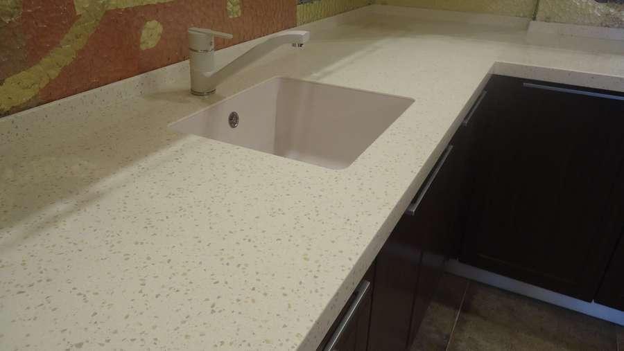столешница в ванную из пеноблоков